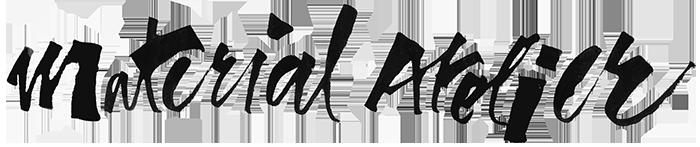 Material Atelier Logo - Patrizia Jaus